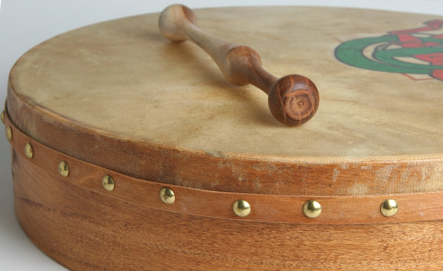 The Irish Drum Bodhran
